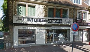 Magasin Music & Sons à Juvisy