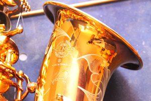 Réglage d'un saxophone alto Selmer Référence 54