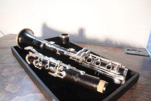Remise en état d'une clarinette Buffet Crampon